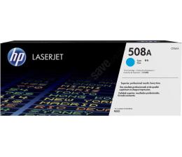 Toner do drukarki HP 508A cyan 5000str.