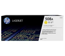 Toner do drukarki HP 508A yellow 5000str.