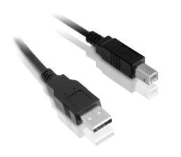 Kabel USB SHIRU Kabel USB 2.0 - USB-B 1,8m