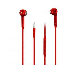 Słuchawki przewodowe Samsung GS6 Hybrid Czerwone