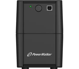 Zasilacz awaryjny (UPS) Power Walker LINE-INTERACTIVE (650VA/360W, 2x FR, AVR)