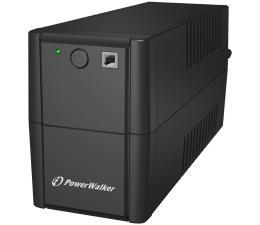 Zasilacz awaryjny (UPS) Power Walker LINE-INTERACTIVE (850VA/480W, 2xPL, USB, AVR)