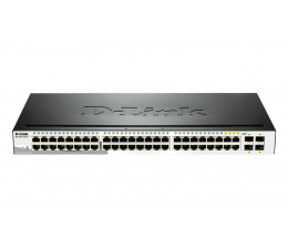 Switch D-Link 52p DGS-1210-48 (48x10/100/1000Mbit 4xCombo/SFP)