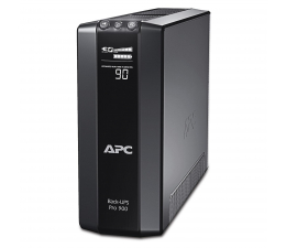 Zasilacz awaryjny (UPS) APC Back-UPS Pro 900 (900VA/540W, 6xPL, AVR, LCD)