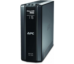 Zasilacz awaryjny (UPS) APC APC Back-UPS Pro 1200 (1200VA/720W) 6xPL LCD