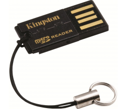 Czytnik kart USB Kingston FCR-MRG2 (micro SD/SDHC)