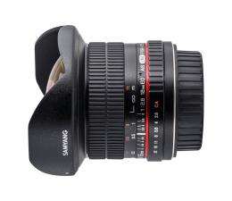 Obiektywy stałoogniskowy Samyang 12mm F2.8 ED AS Fish-Eye Canon