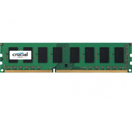 Pamięć RAM DDR3 Crucial 16GB 1600MHz CL11 Low Voltage