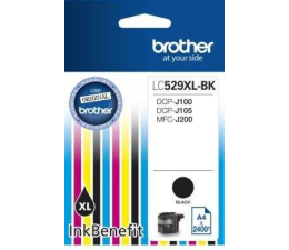 Tusz do drukarki Brother LC529XLBK black 2400str.