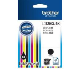 Tusz do drukarki Brother LC529XLBK black 2400str.