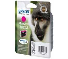 Tusz do drukarki Epson T0893 magenta 3,5ml