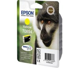Tusz do drukarki Epson T0894 yellow 3,5ml