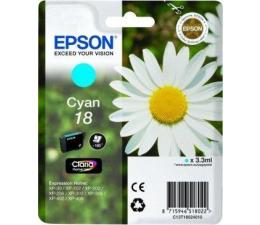 Tusz do drukarki Epson T1802 cyan 3.3ml