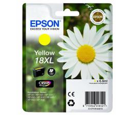 Tusz do drukarki Epson T18XL yellow 6,6ml