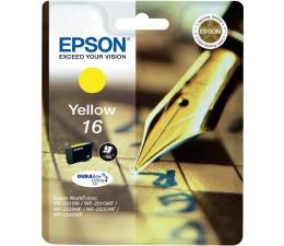 Tusz do drukarki Epson T16 yellow 3.1ml (C13T16244010)