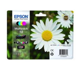 Tusz do drukarki Epson Zestaw 4 tuszów T1806 (T1801 T1802 T1803 T1804)