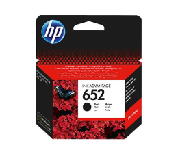Tusz do drukarki HP 652 black 360str.