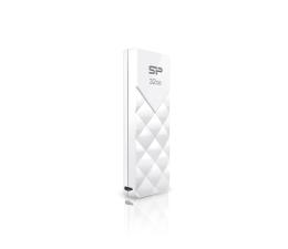Pendrive (pamięć USB) Silicon Power 32GB Ultima U03 biały