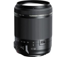 Obiektyw zmiennoogniskowy Tamron 18-200mm F3.5-6.3 Di II VC Canon