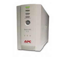 Zasilacz awaryjny (UPS) APC Back-UPS ES (500VA/300W, 4xIEC, RJ-45, USB)
