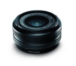 Obiektywy stałoogniskowy Fujifilm Fujinon XF 18mm f/2.0