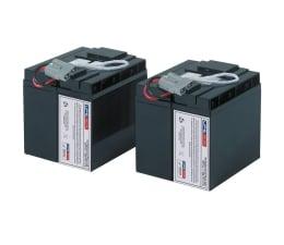 Zasilacz awaryjny (UPS) APC Zamienna kaseta akumulatora RBC55