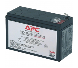 Zasilacz awaryjny (UPS) APC Zamienna kaseta akumulatora RBC17