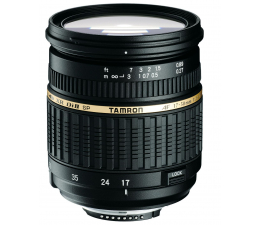 Obiektyw zmiennoogniskowy Tamron AF SP 17-50mm F2.8 XR Di II LD Asp. Nikon
