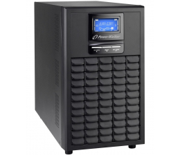 Zasilacz awaryjny (UPS) Power Walker ON-LINE (3000VA/2400W, 4xIEC, USB, LCD, AVR)