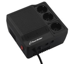 Stabilizator napięcia Power Walker STABILIZATOR NAPIĘCIA (1200VA/720W, 3xSchuko AVR)