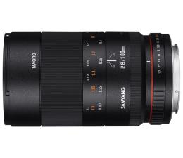 Obiektywy stałoogniskowy Samyang 100mm F2.8 ED UMC Macro Nikon F (AE)