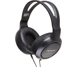 Słuchawki przewodowe Panasonic RP-HT161E-K Czarne