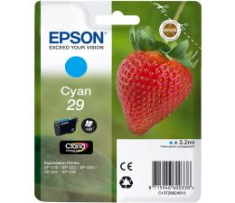 Tusz do drukarki Epson 29 cyan 180 str. (C13T29824010)