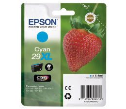 Tusz do drukarki Epson 29XL Cyan 450 str. (C13T29924010)