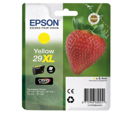 Tusz do drukarki Epson 29XL Yellow 450 str.