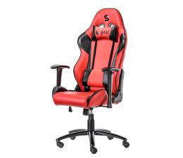 Fotel gamingowy SPC Gear SR300 (Czerwono-Czarny)