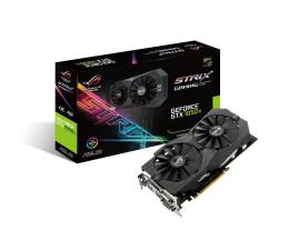 Karta graficzna NVIDIA ASUS GeForce GTX 1050 Ti Strix OC 4GB GDDR5