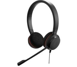 Słuchawki biurowe, callcenter Jabra Evolve 20 UC