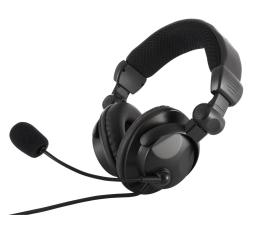 Słuchawki przewodowe MODECOM MC-826 HUNTER Z Mikrofonem