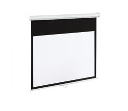 Ekran projekcyjny ART Ekran elektryczny 120' 265x150 16:9 Biały Matowy