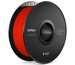 Filament do drukarki 3D Zortrax Z-ABS Red