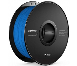 Filament do drukarki 3D Zortrax Z-ABS Blue
