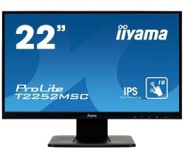 "Monitor LED 22"" iiyama T2252MSC-B1 dotykowy"