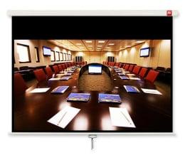Ekran projekcyjny Avtek Ekran ręczny 125' 270x169 16:10 Biały Matowy