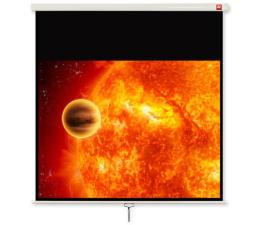 Ekran projekcyjny Avtek Ekran ręczny 96' 195x146,5 4:3 Biały Matowy