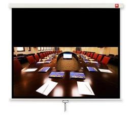 Ekran projekcyjny Avtek Ekran ręczny 88' 190x107 16:9 Biały Matowy