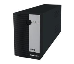 Zasilacz awaryjny (UPS) Qoltec Zasilacz awaryjny UPS 1000VA 600W