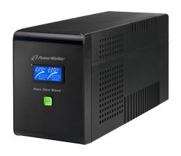 Zasilacz awaryjny (UPS) Power Walker LINE-INTERACTIVE (1500VA/1050W, 4xPL, AVR, LCD)