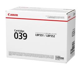 Toner do drukarki Canon CRG-039 black 11 000 str.