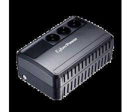 Zasilacz awaryjny (UPS) CyberPower UPS BU600E-FR (650VA/360W)